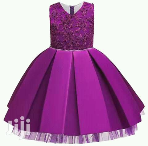 Girls Round Dresses / Party Dresses For Girls | Children's Clothing for sale in Kampala, Central Region, Uganda