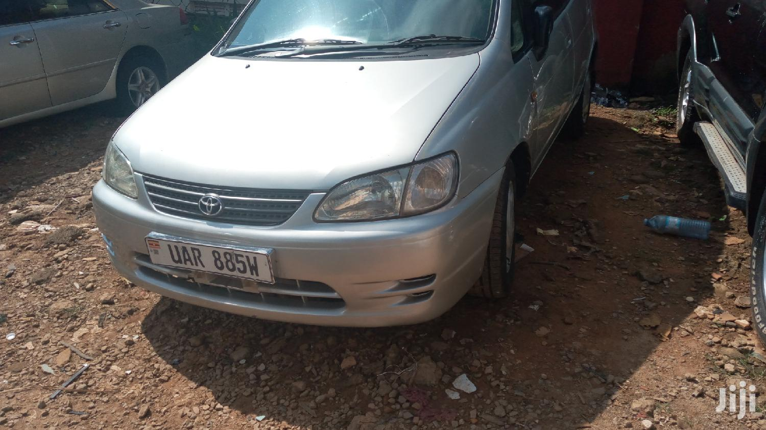 Toyota Spacio 2000 Silver | Cars for sale in Kampala, Central Region, Uganda