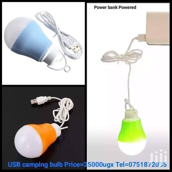 Camping USB Bulb