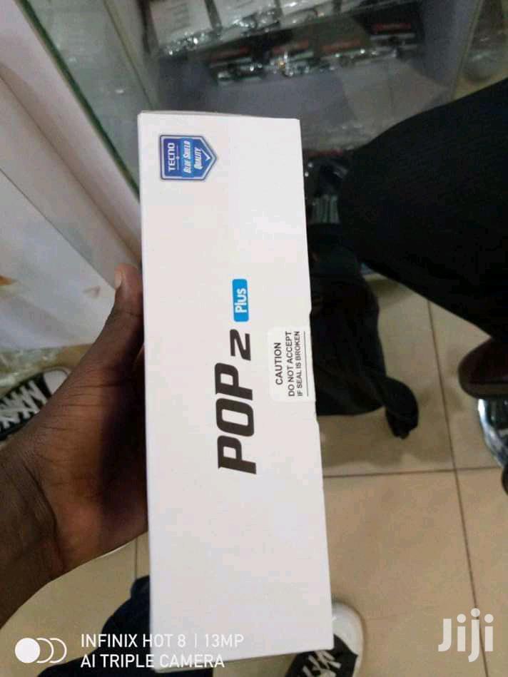 New Tecno Pop 2 Plus 16 GB Black | Mobile Phones for sale in Kampala, Central Region, Uganda