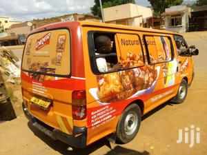 Car Branding   Printing Services for sale in Central Region, Kampala