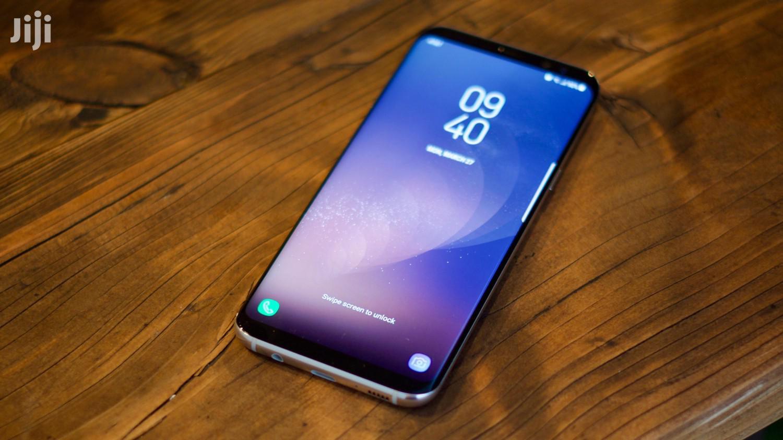 New Samsung Galaxy S8 64 GB Black | Mobile Phones for sale in Kampala, Central Region, Uganda
