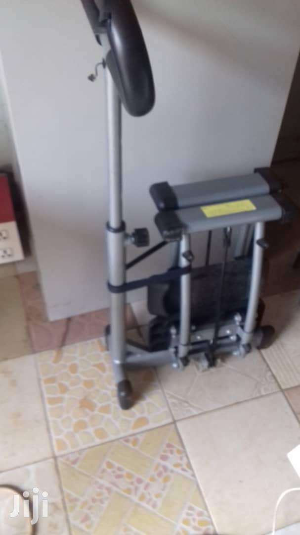 Exercise Machine, Foldable