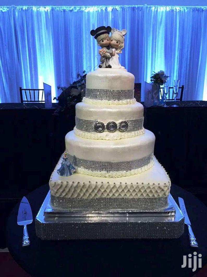 Wedding Cakes | Party, Catering & Event Services for sale in Kampala, Central Region, Uganda