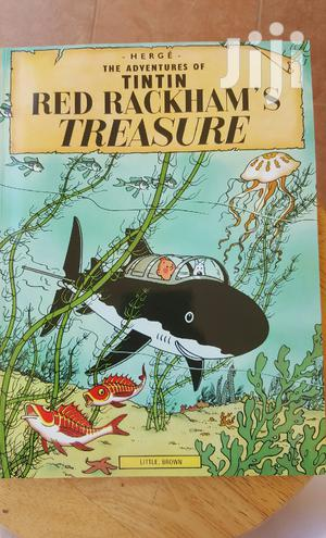 The Adventures Of Tintin   Books & Games for sale in Central Region, Mukono