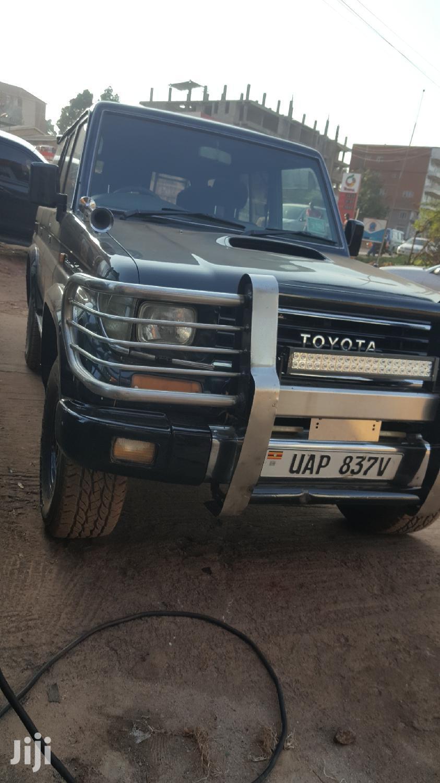 Toyota Land Cruiser 1998 Green | Cars for sale in Kampala, Central Region, Uganda
