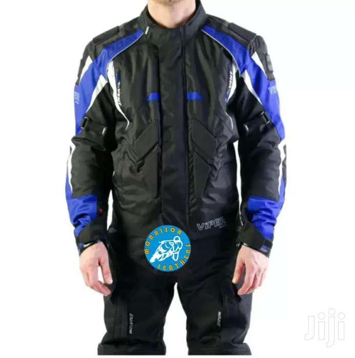 Waterproof Fully Armoured Textile UK Made Riding Jackets | Vehicle Parts & Accessories for sale in Kampala, Central Region, Uganda