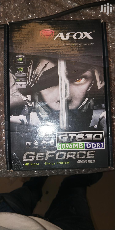 Afox Graphics Card GT630 DDR3 2GB