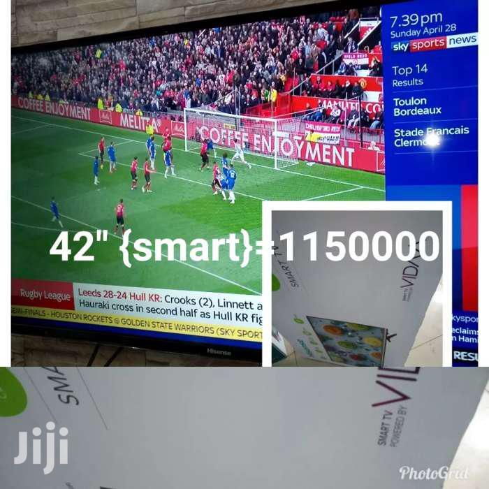 42' Hisense Smart Flat Screen Digital TV