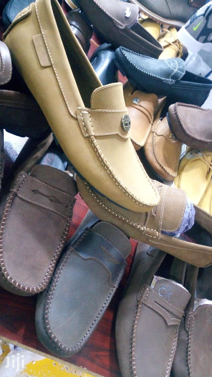 Pure Leather Moccasins