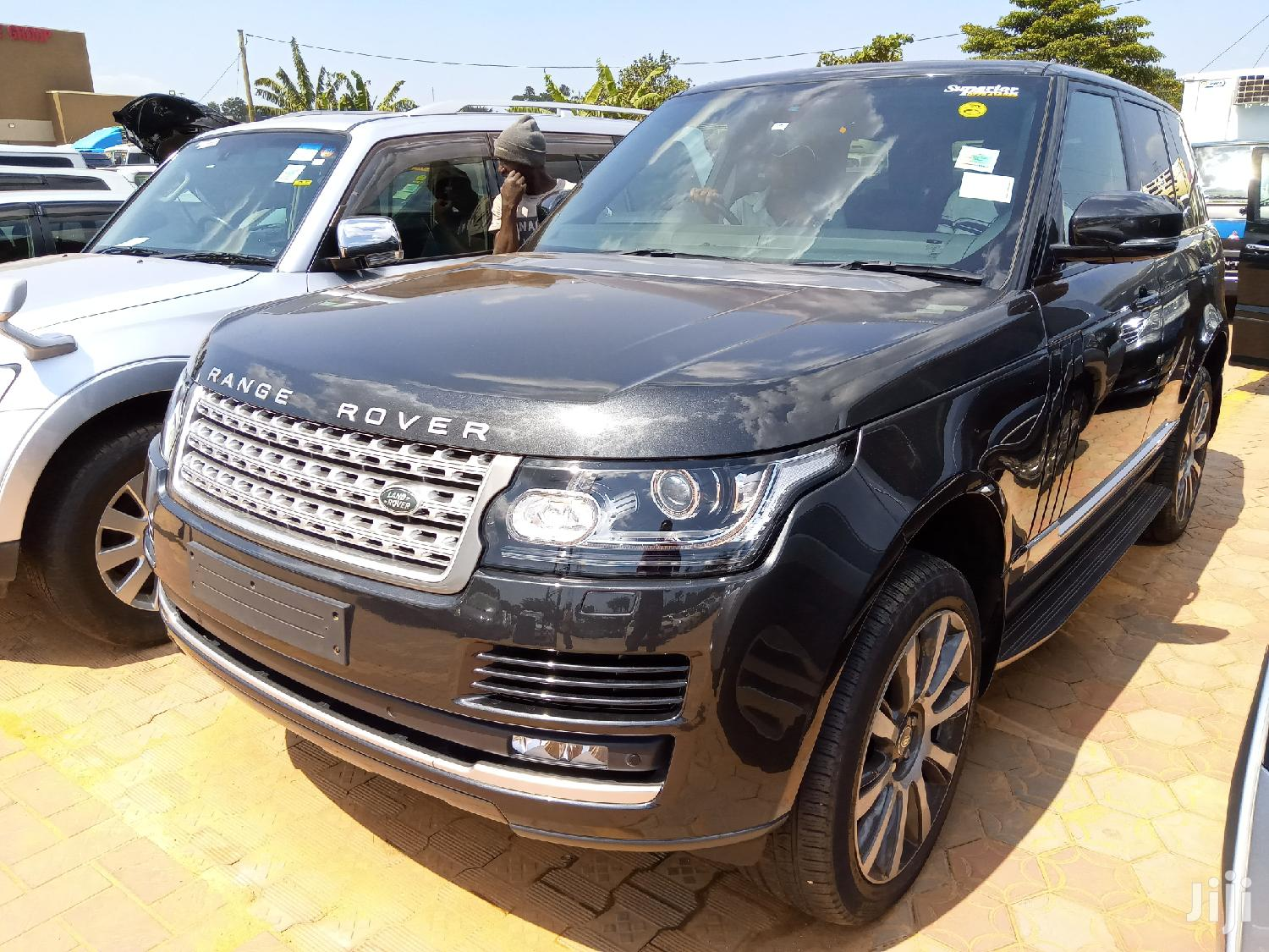 New Land Rover Range Rover Vogue 2016 Black | Cars for sale in Kampala, Central Region, Uganda