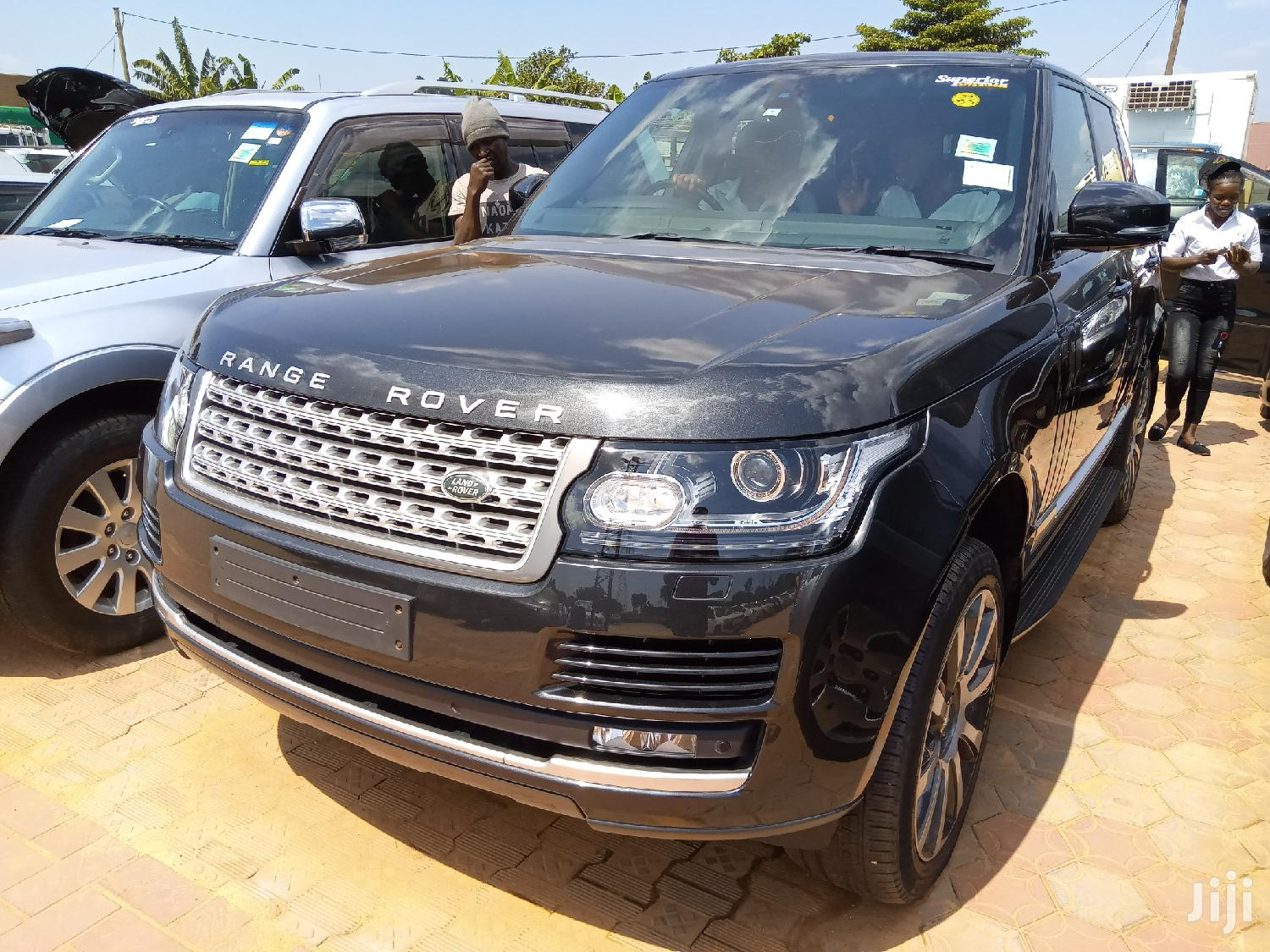 New Land Rover Range Rover Vogue 2016 Black