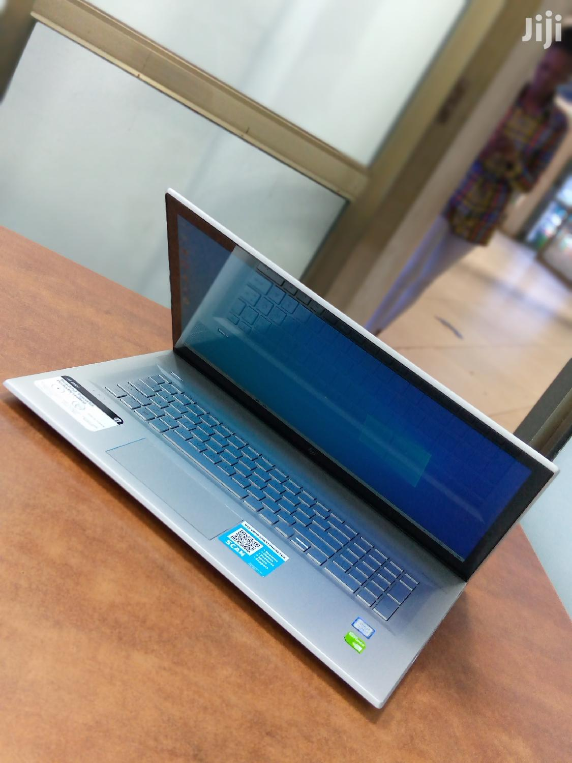 New Laptop HP Envy 17 12GB Intel Core i7 SSD 1T | Laptops & Computers for sale in Kampala, Central Region, Uganda
