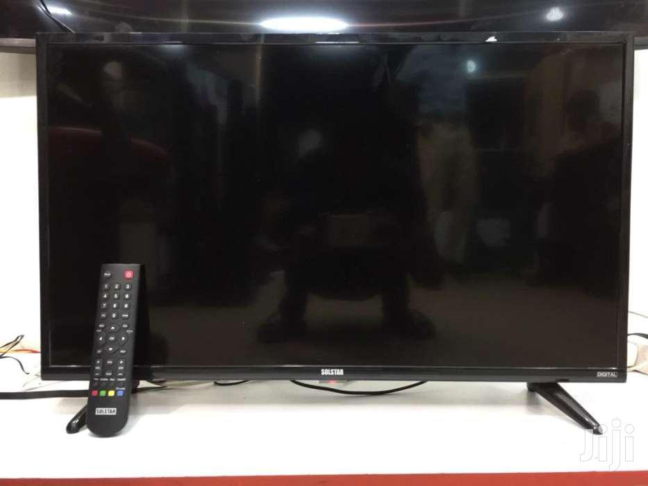 Solstar Brand New Flat Screen Tv 32 Inches