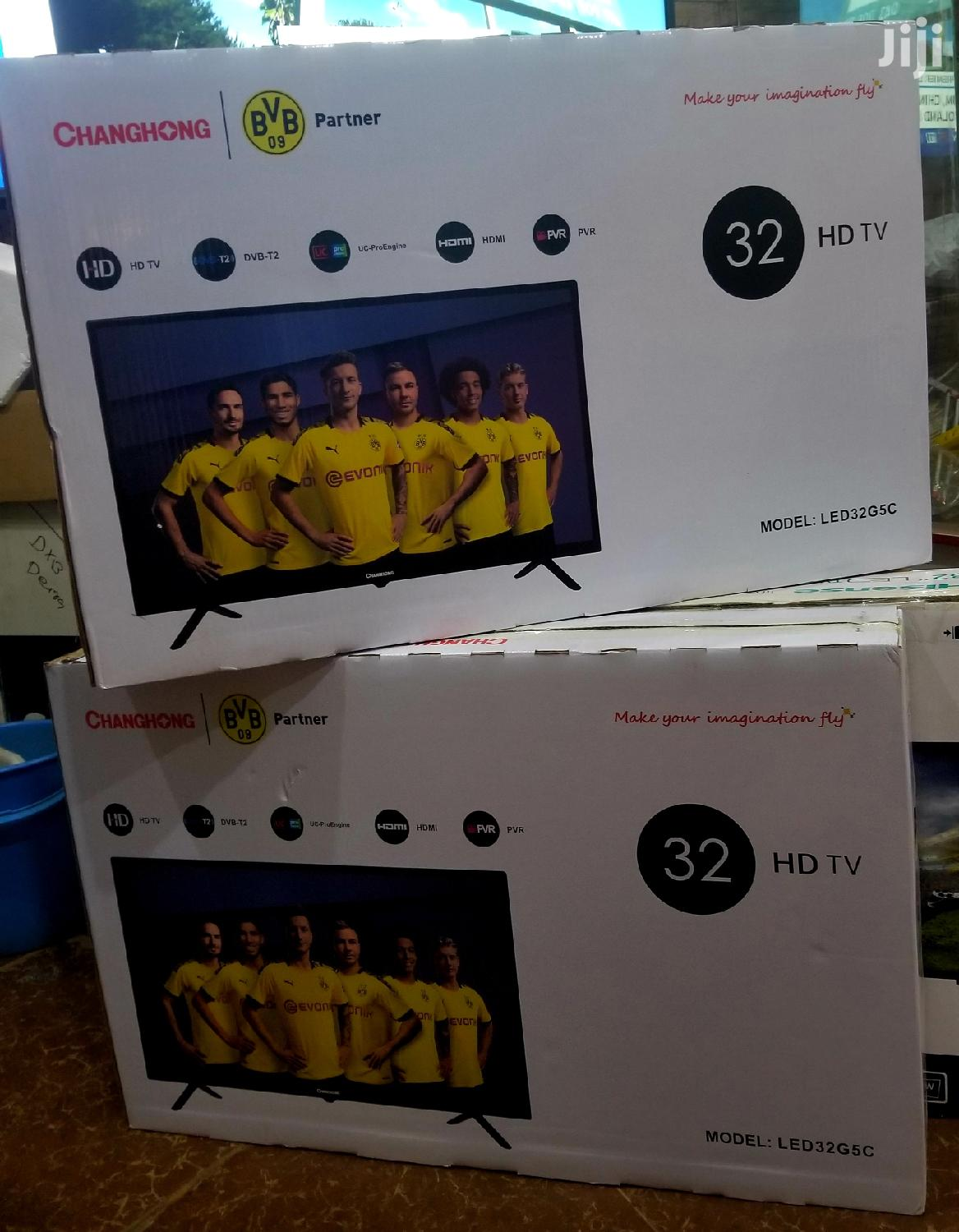 Brand New Changhong Led Digital Tv 32 Inches