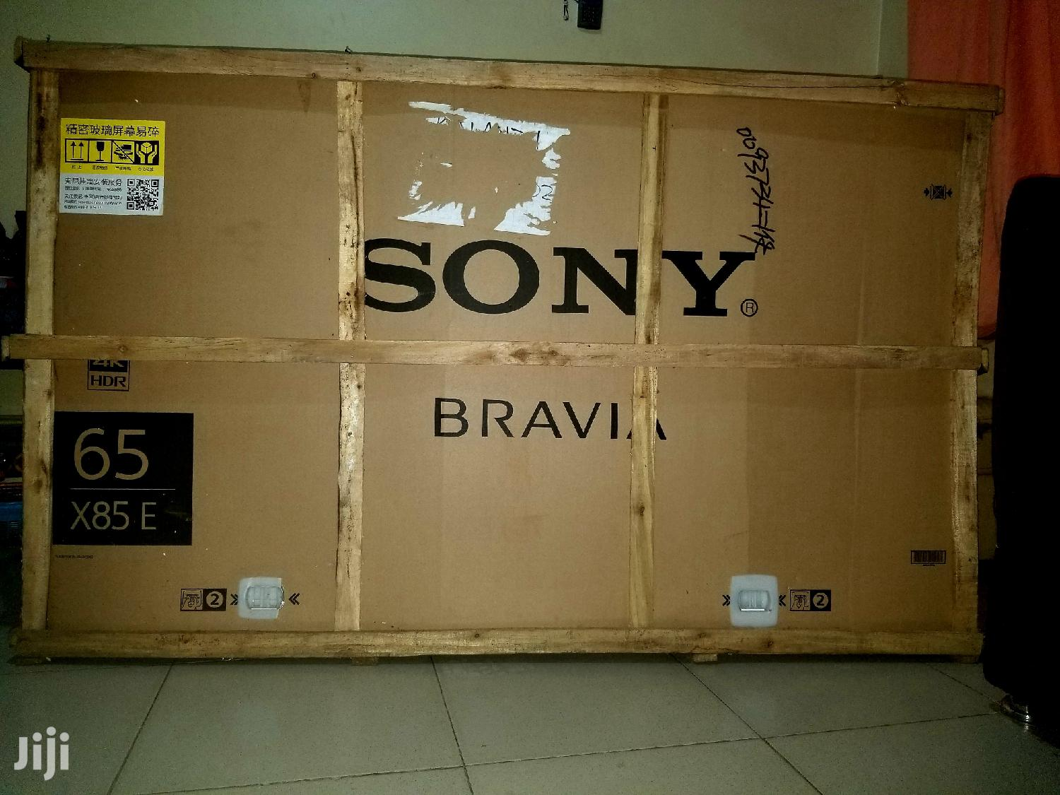 Sony Smart Uhd 4k Android Tv 65 Inches