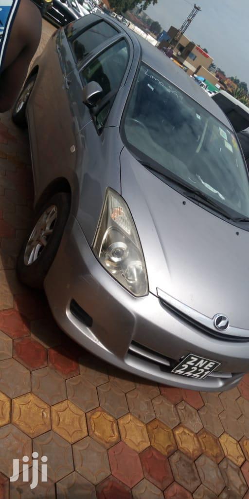 Toyota Wish 2006 Gray | Cars for sale in Kampala, Central Region, Uganda