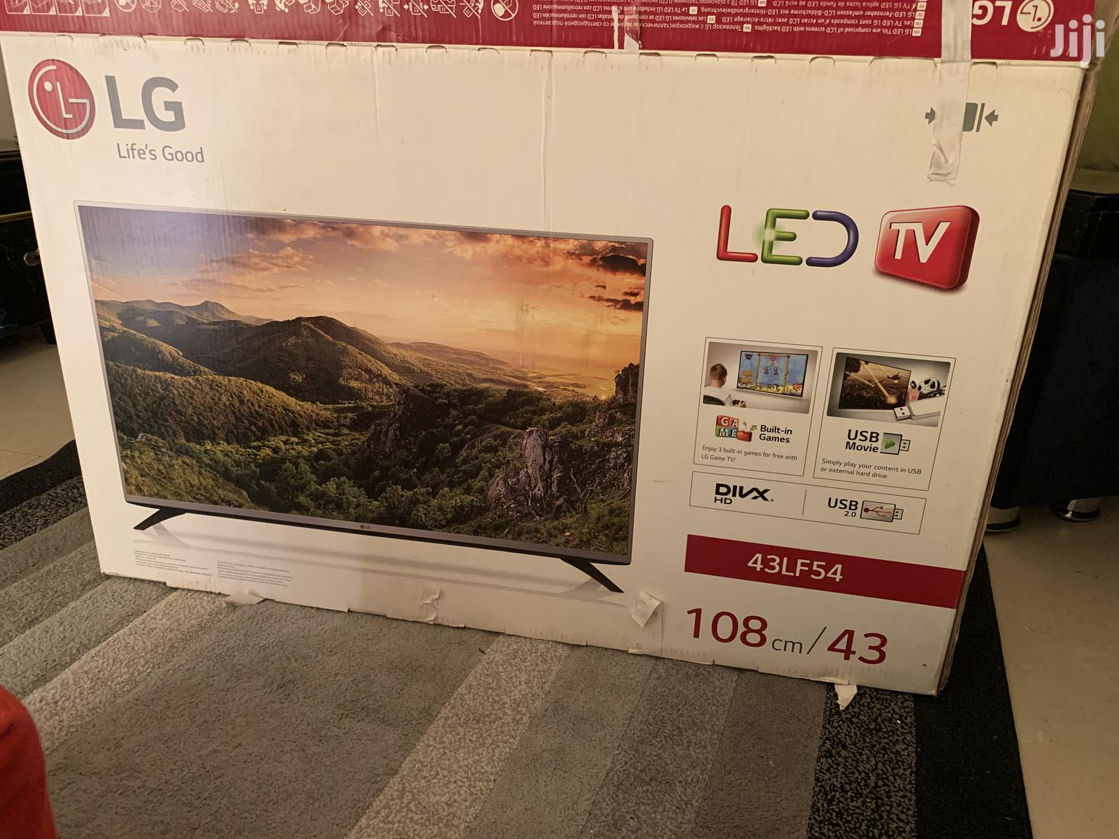 43 Inches LG Digital Flat Screen | TV & DVD Equipment for sale in Kampala, Central Region, Uganda
