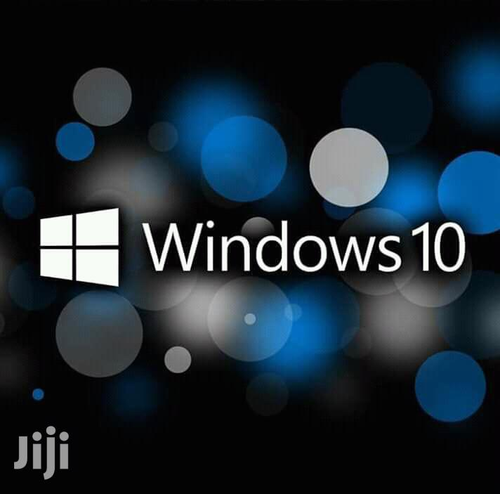 Windows 10 Pro Installtion
