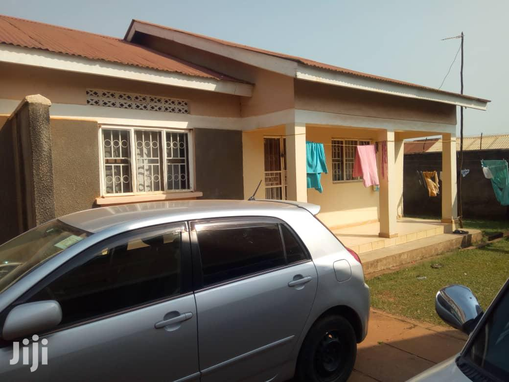 2in 1 House On Sale Has 2bedrooms Self Contained In Kireka Town