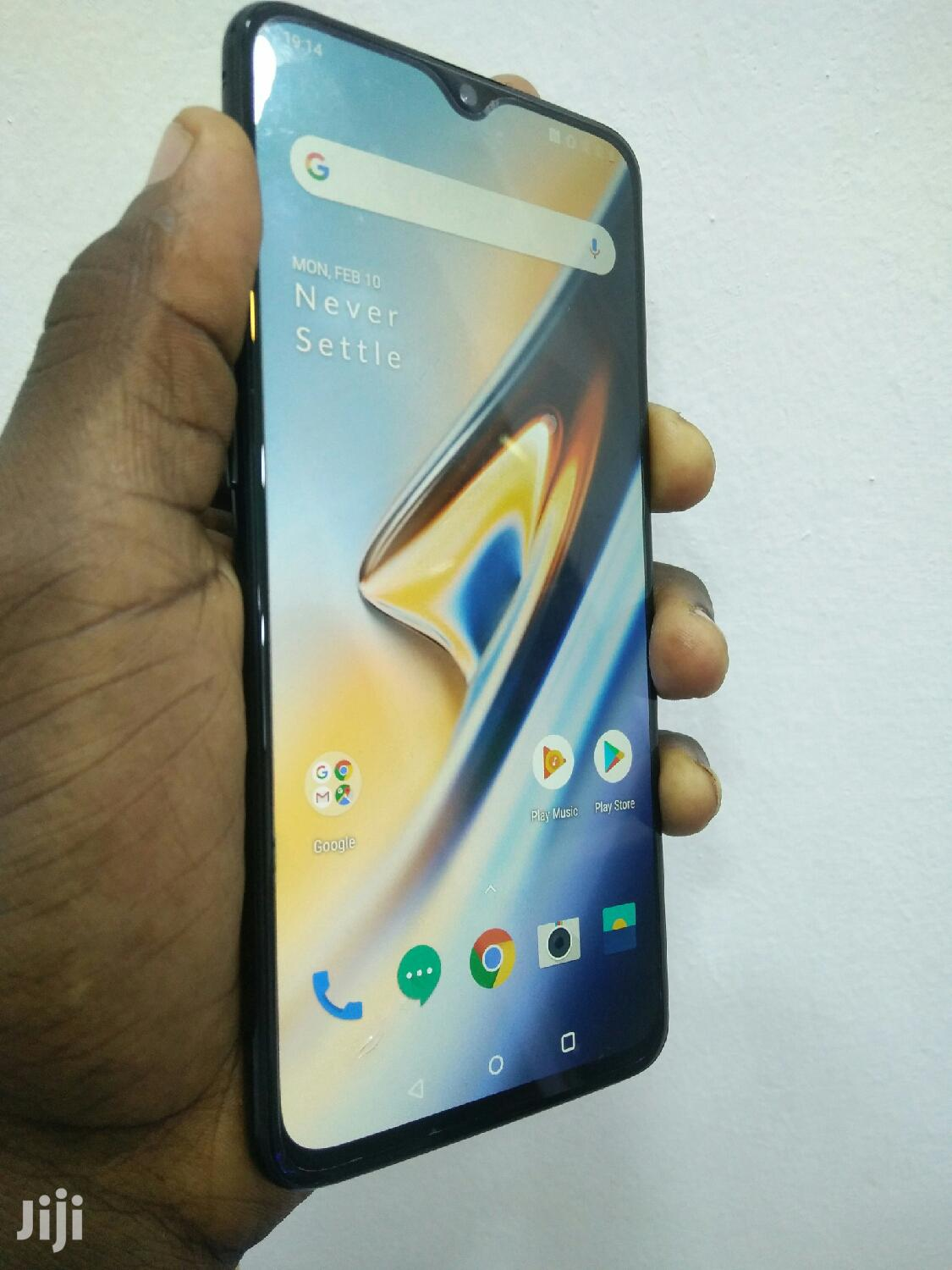 Archive: OnePlus 6T 128 GB Black