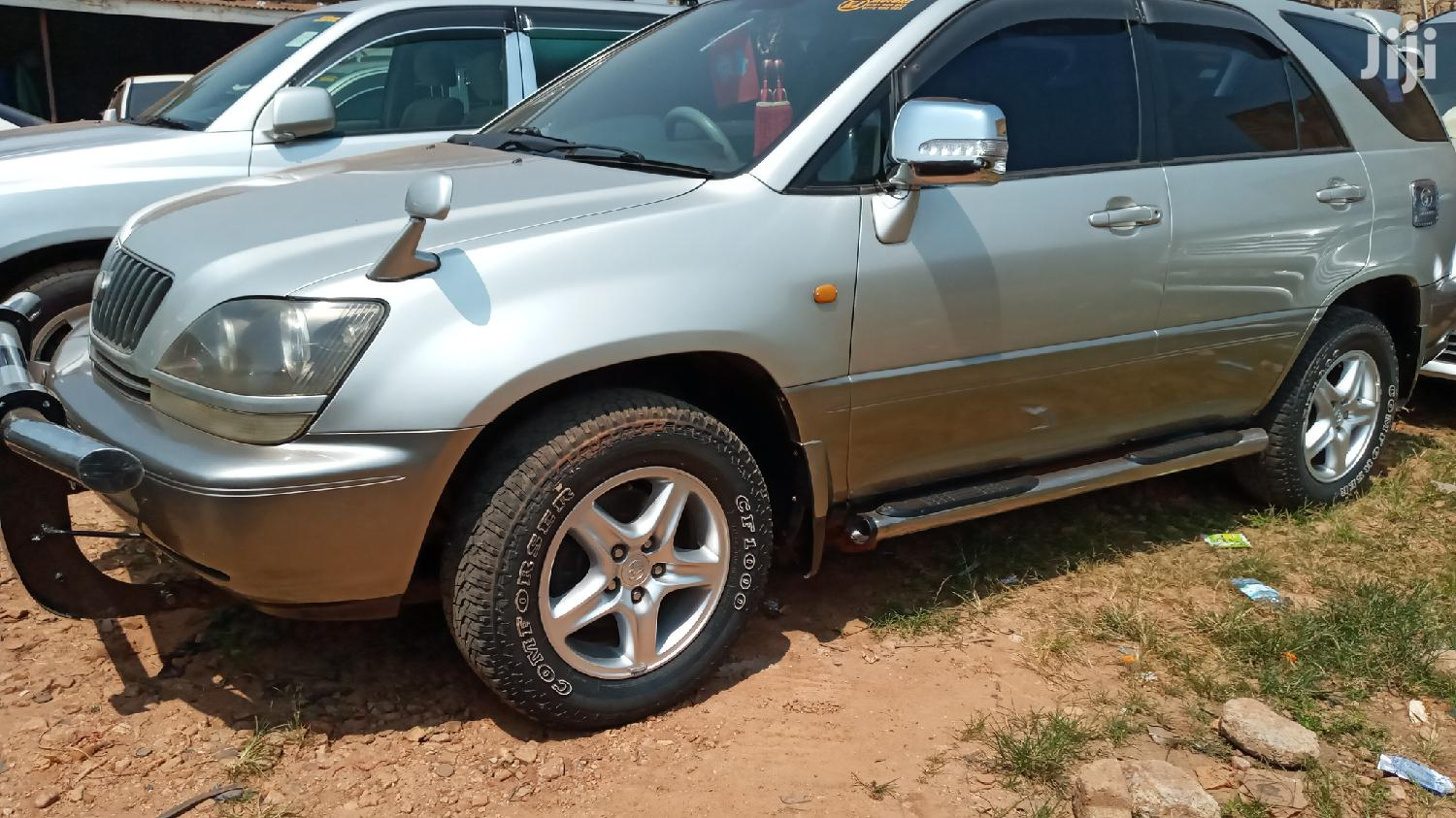 Toyota Harrier 1998 Gold | Cars for sale in Kampala, Central Region, Uganda