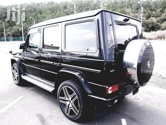 Mercedes-Benz G-Class 2014 Black | Cars for sale in Kampala, Central Region, Uganda