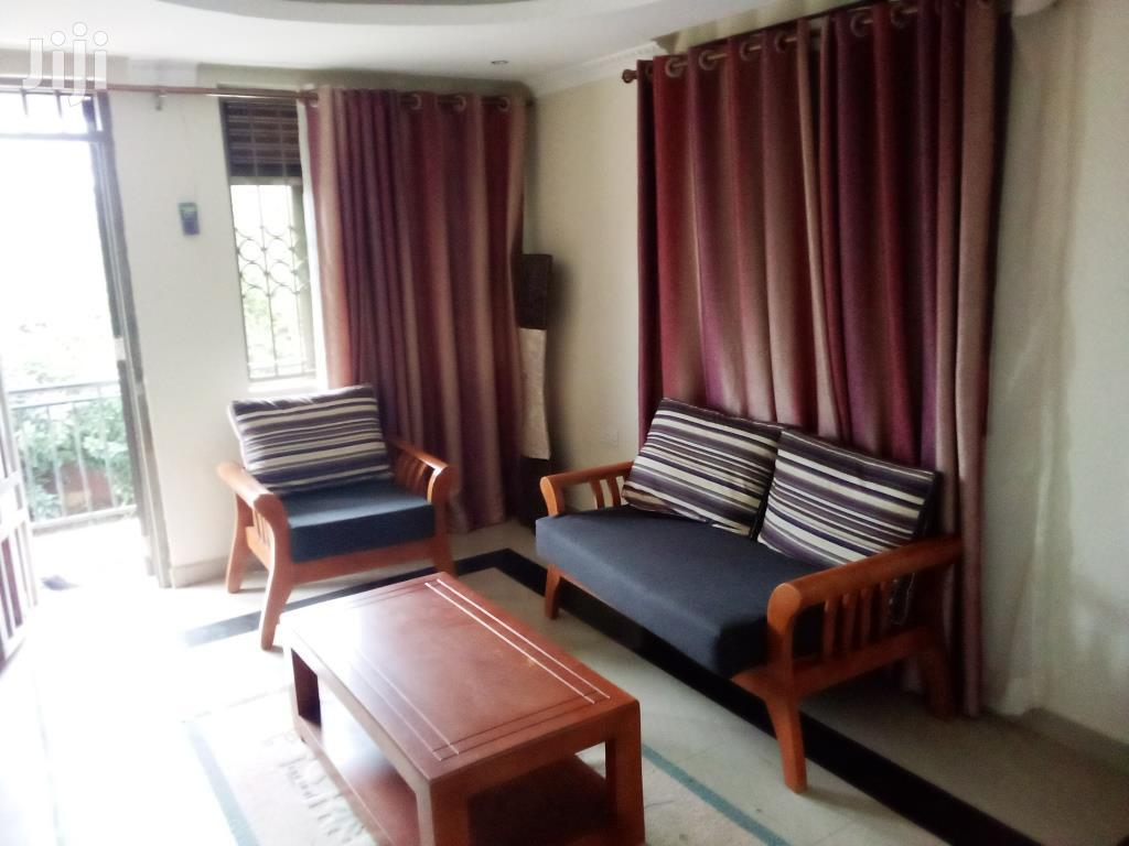 Furnished 2 Bedroom Apartment for Rent in Naguru.