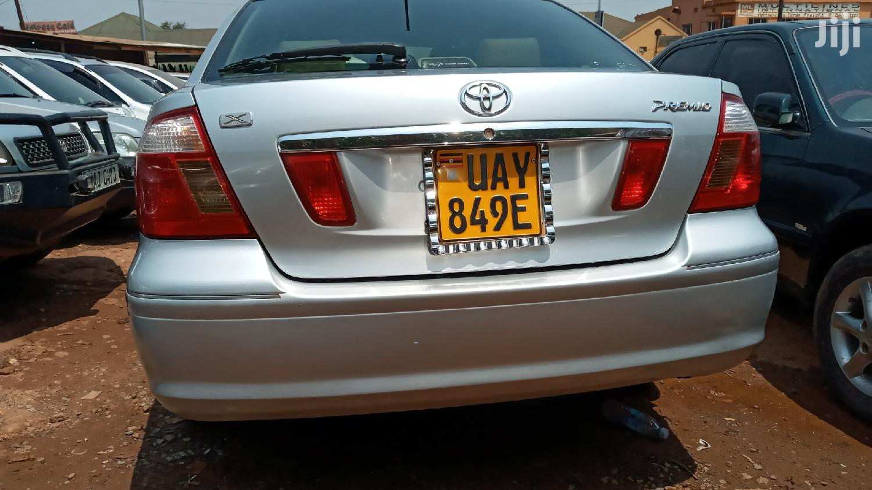 Toyota Premio 2005 Silver   Cars for sale in Kampala, Central Region, Uganda
