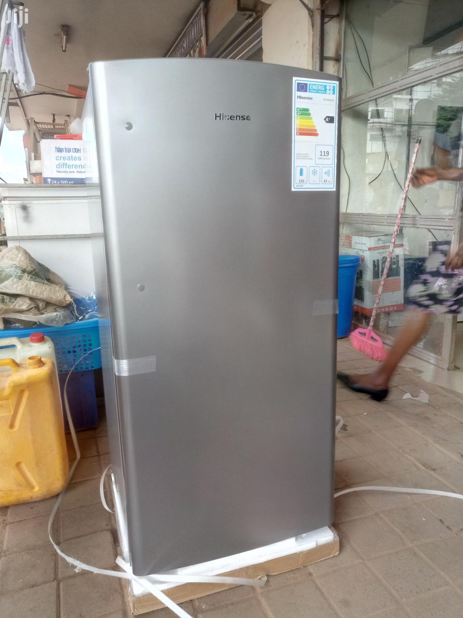 Hisense Single Door Refrigerator 195L