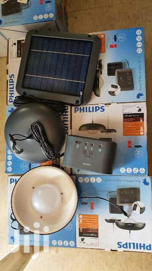 Philips Solar Light And Bulb
