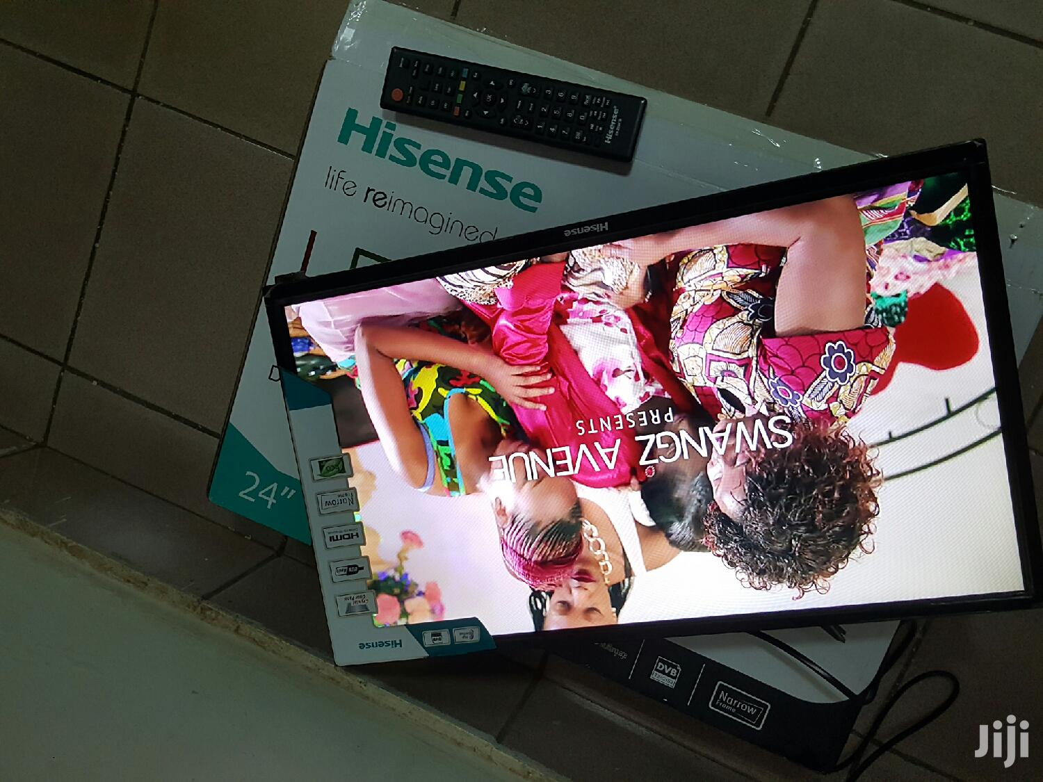 Archive: 32inches Hisense Digital and Satellite Flat Screen TV
