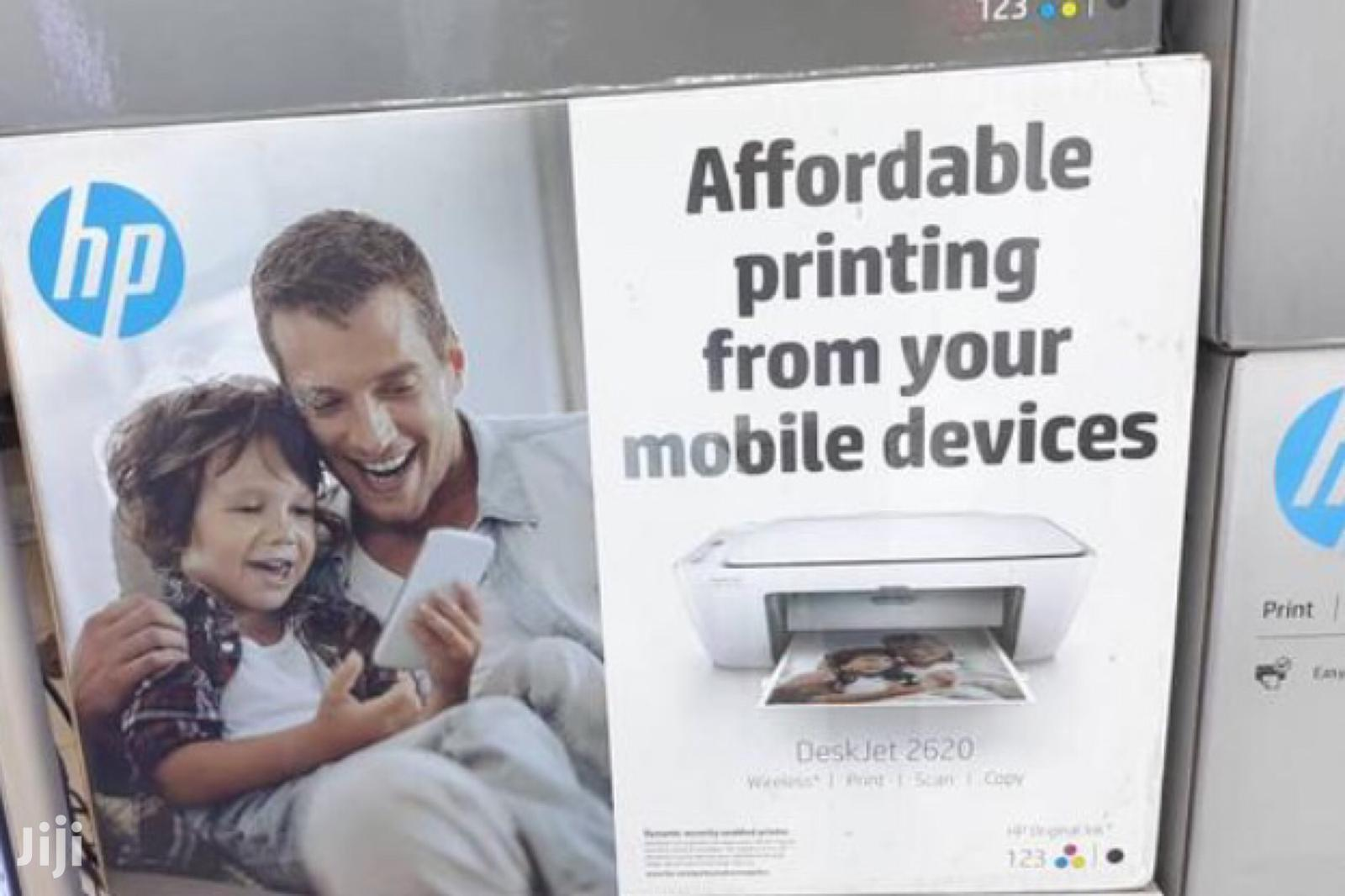 HP Deskjet 2620 Wireless Printer | Printers & Scanners for sale in Kampala, Central Region, Uganda