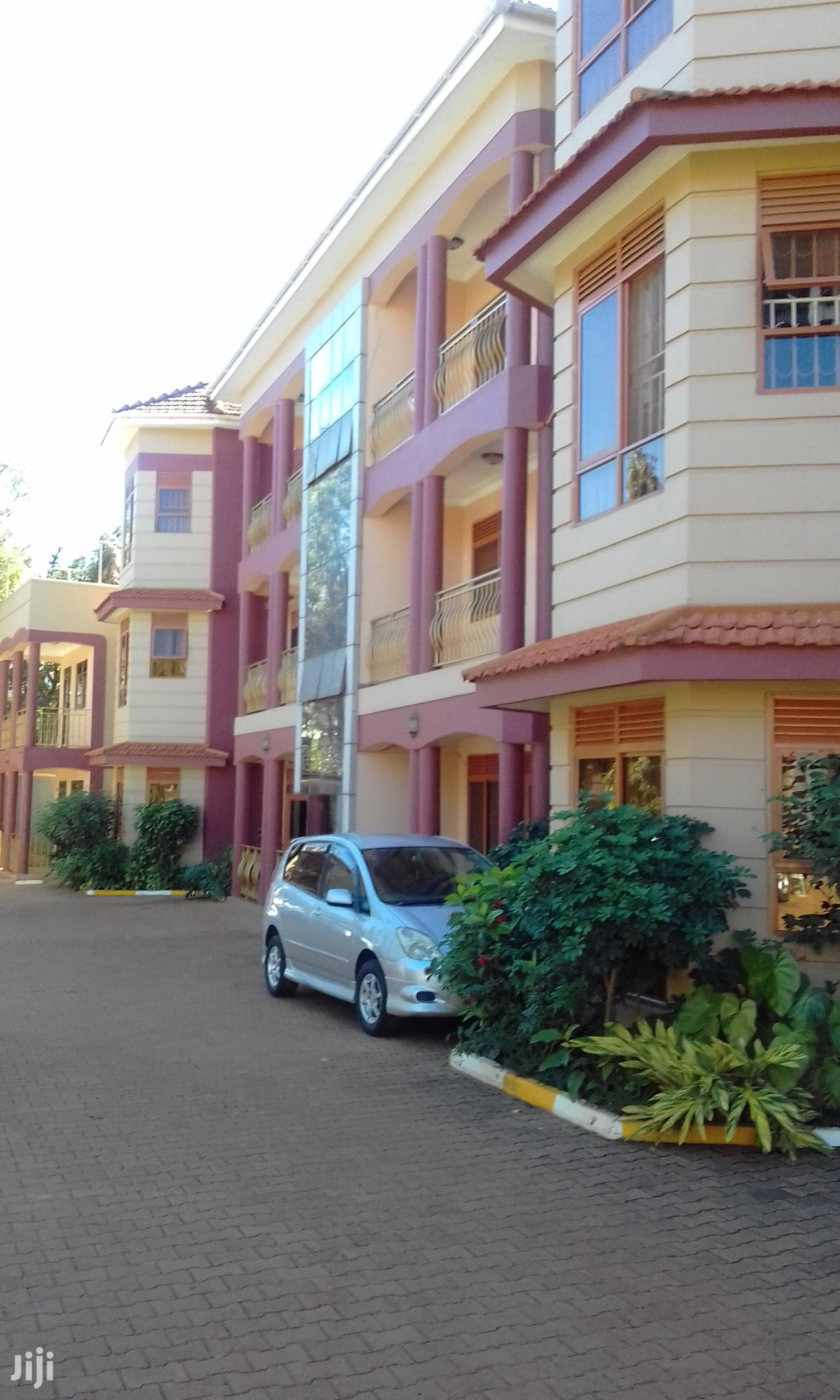 3 Bdroom Apartment For Rent In Naguru