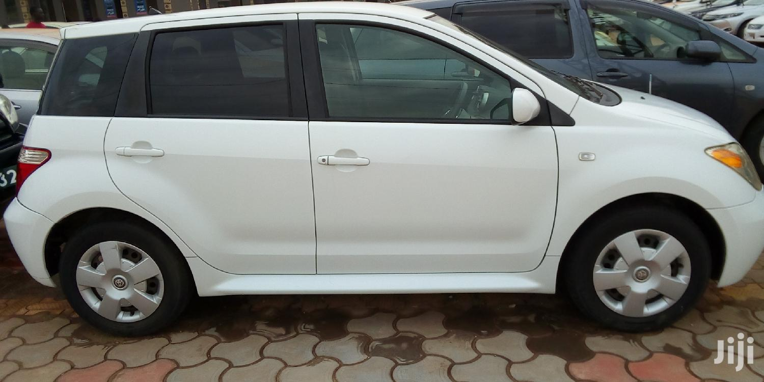 Toyota IST 2006 White | Cars for sale in Kampala, Central Region, Uganda