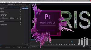 Adobe Premiere Pro 2020 And After Effects
