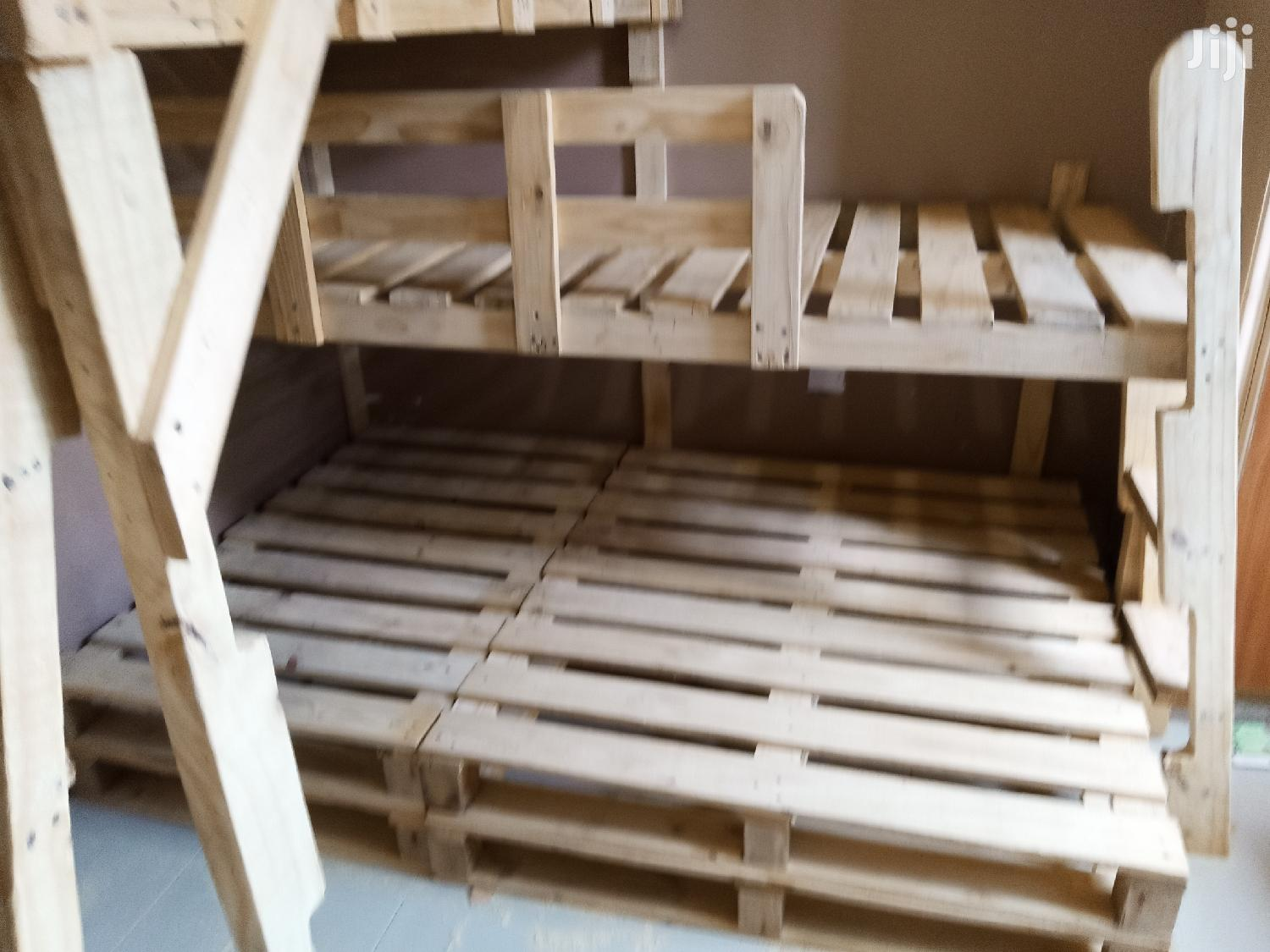 Pallet Desing Decker Kids Bed And Adults ,Kids Table And More
