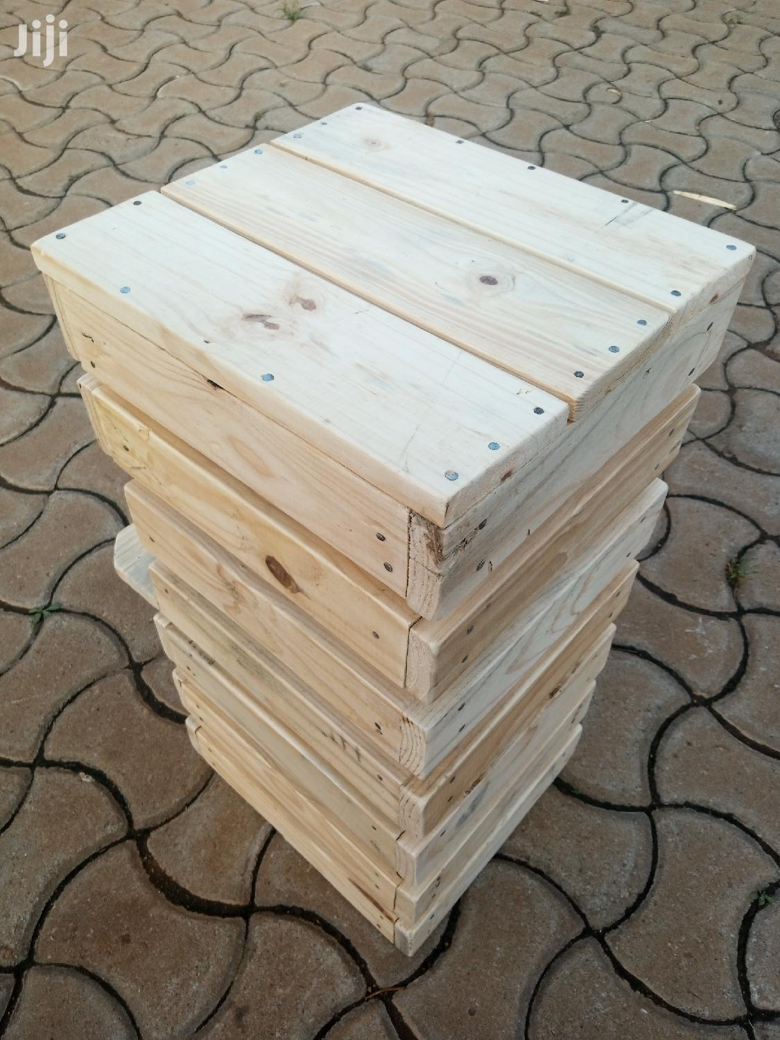 Pallet Desing Decker Kids Bed And Adults ,Kids Table And More   Children's Furniture for sale in Kampala, Central Region, Uganda