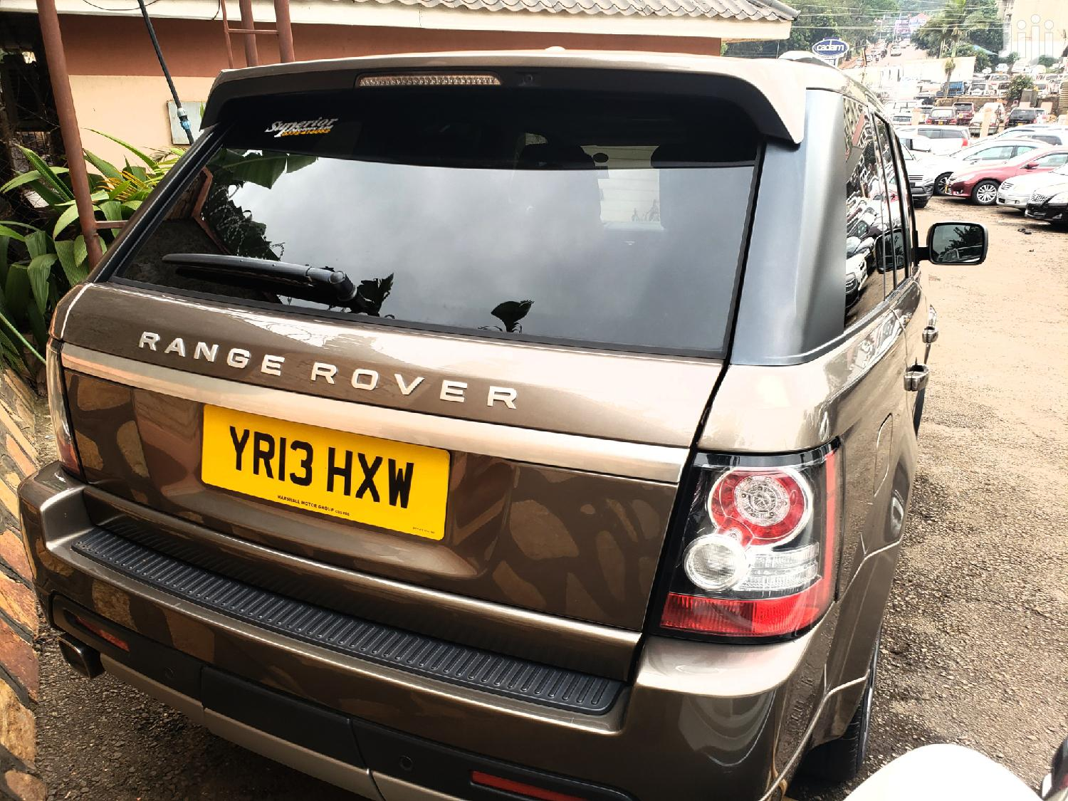 Land Rover Range Rover Sport 2013 HSE Lux Gold | Cars for sale in Kampala, Central Region, Uganda
