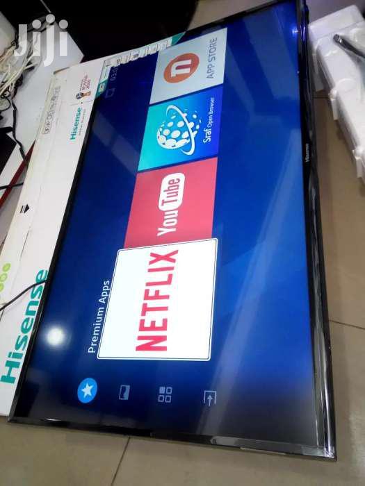 Its A New Hisense32 Inches Smart UHD 4k | TV & DVD Equipment for sale in Kisoro, Western Region, Uganda