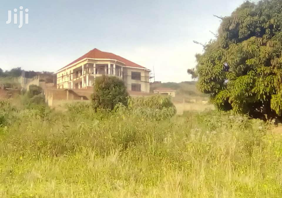 They Are 2 Plots of 100*100ft in Kitovu Entebbe Road