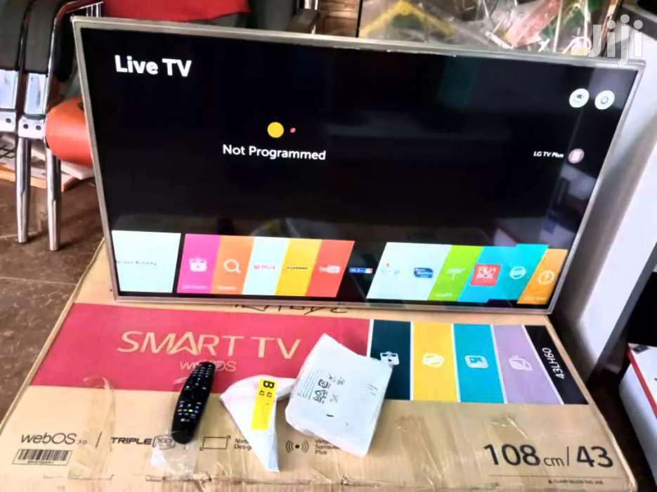 LG Smart UHD 4k TV 43 Inches