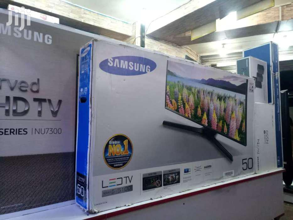 SAMSUNG 50 INCHES LED DIGITAL FLAT SCREEN | TV & DVD Equipment for sale in Kampala, Central Region, Uganda