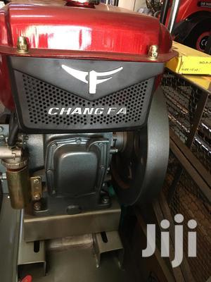 CHANGAF DIESEL Engine Compressor   Electrical Equipment for sale in Central Region, Kampala