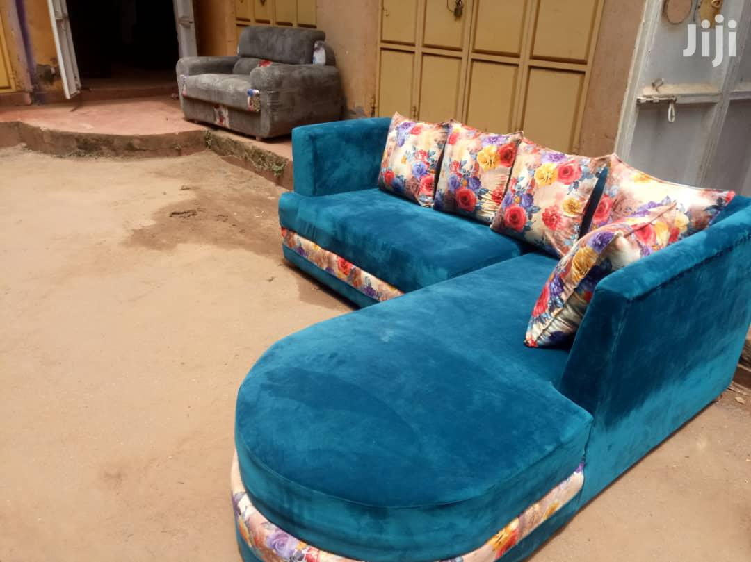 Archive: Blue Sofa For Living Room