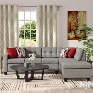 L Shaped Sofa Set With Table