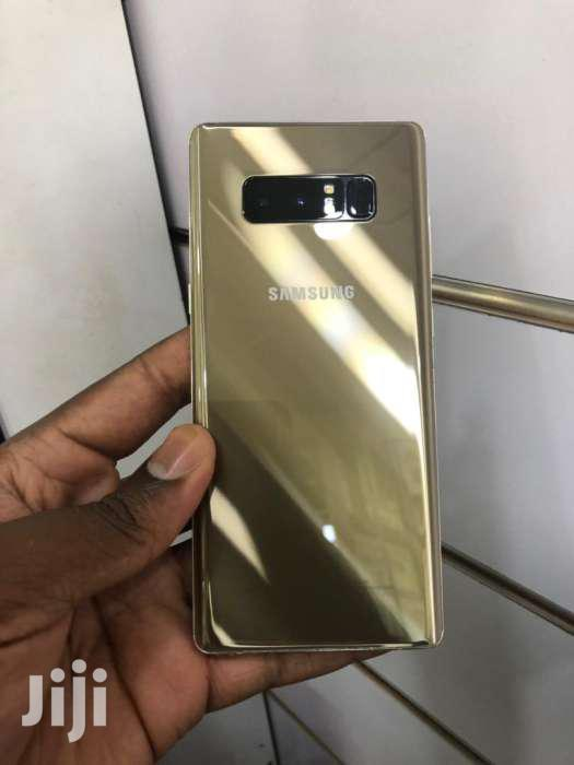 Samsung Note 8 Gold Originally For Ee Uk But Unlocked In New Condition