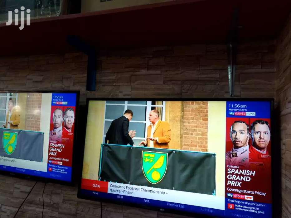 Archive: LG 43 Inches  LED DIGITAL/SATELLITE FLAT SCREEN TV