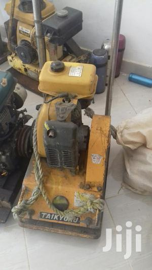 Plate Compactors   Electrical Equipment for sale in Central Region, Kampala