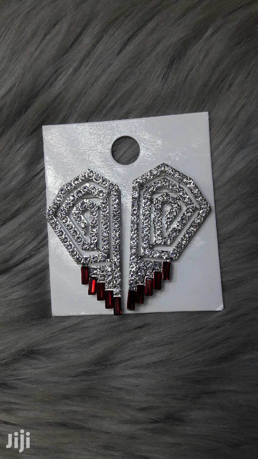 Classy Earrings Available